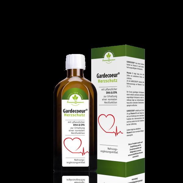 Gardecoeur - Herzschutz mit Omega 3 (DHA & EPA)