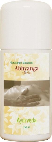 Ganzkörperöl - Abhyanga spezial