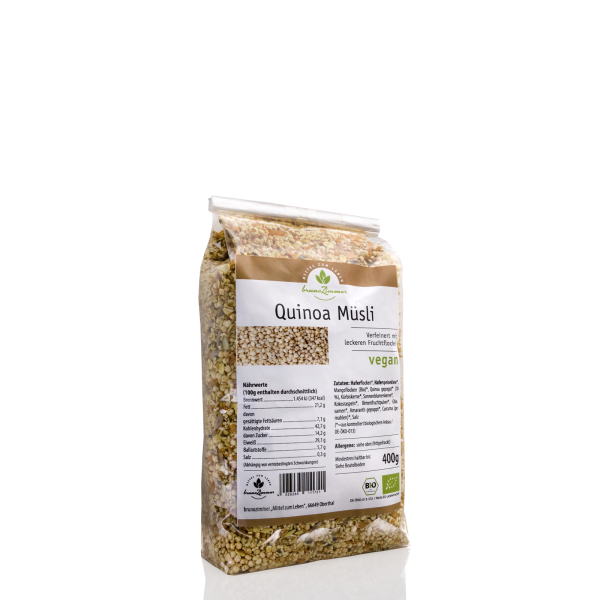 Quinoa Müsli Bio