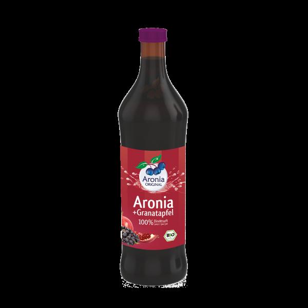 Aronia + Granatapfel BIO Direktsaft