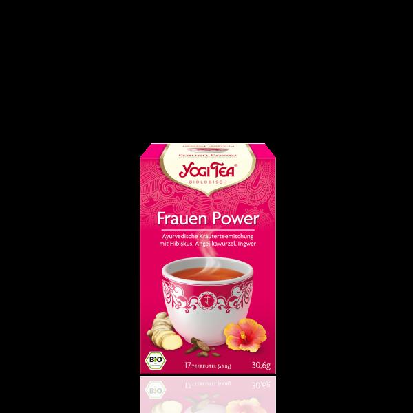 Frauen Power Tee