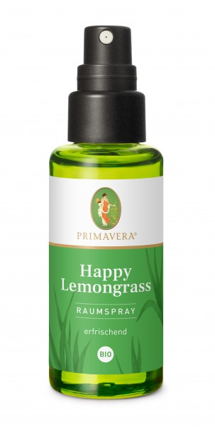 Raumspray Happy Lemongrass 50ml Bio