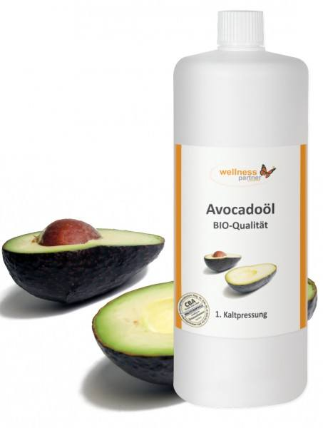 Avocadoöl BIO / 1. Kaltpressung