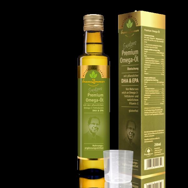 Switzers Premium Omega-Öl 250ml