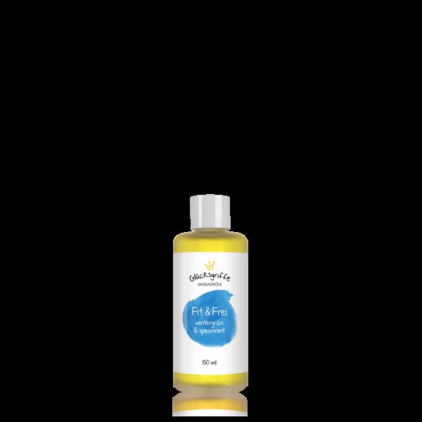 Massageöl Fit und Frei BIO