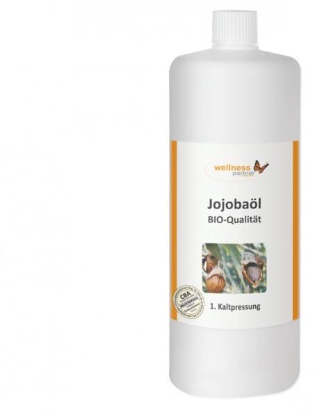Jojobaöl BIO / 1. Kaltpressung